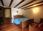 camera letto piano cucina