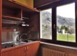 cucina e finestra